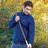 Mens Lightweight Full-Zip Heated Jacket
