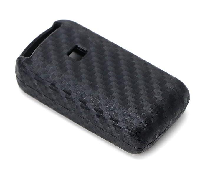 Amazon.com: iJDMTOY - Carcasa de silicona para llave de ...
