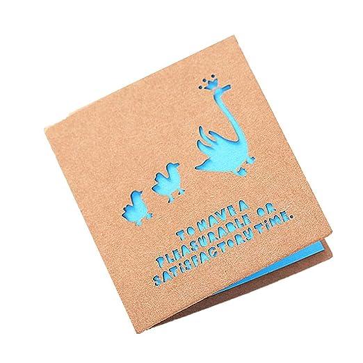 KANKOO Gracias Impresión De Tarjetas Madre Tarjeta De ...