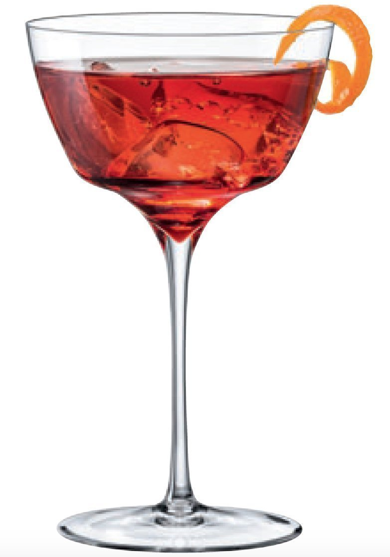 Rona Jasper Cocktail Glass 12.75 oz. | Set of 4 LR-6719/380