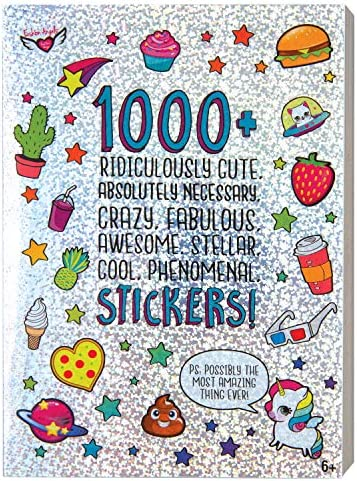 Fashion Angels 1000 Ridiculously Stickers product image