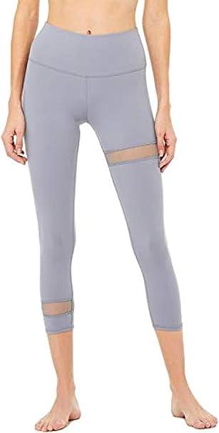 Alo Yoga Womens Capri Legging at Amazon Womens Clothing store