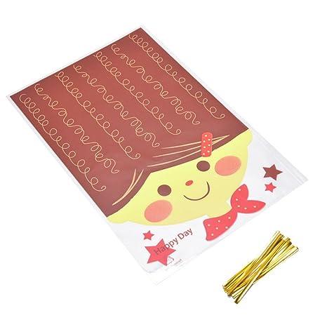10 unds bolsas con cierre cumpleaños comuniones para dulces ...