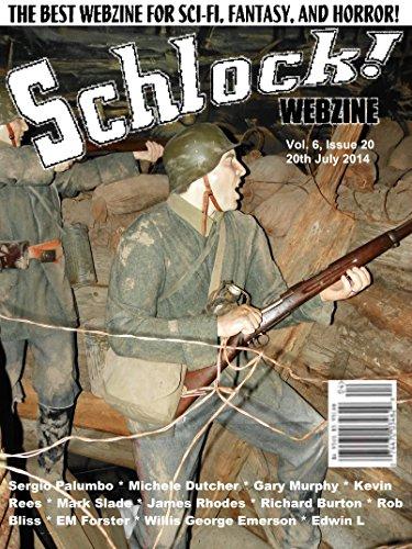Schlock! Webzine Vol 6, Issue 20