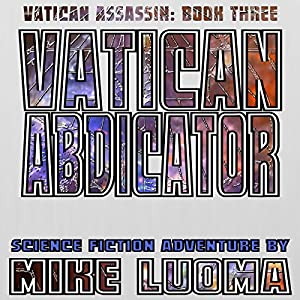 Vatican Abdicator Audiobook