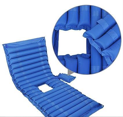 Colchón antiescaras de aire dinámico Sistema de colchón con bomba Cuidado colchón de alternancia de presión