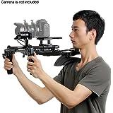 Sevenoak SK-MHF04 PRO motorisés Follow Focus & contrôle du Zoom avec DSLR caméra épaule Rig Bundle pour Canon 5D 2 5 3 6 D 7 D 70 60D