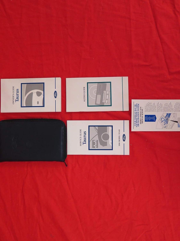 1998 ford taurus manual