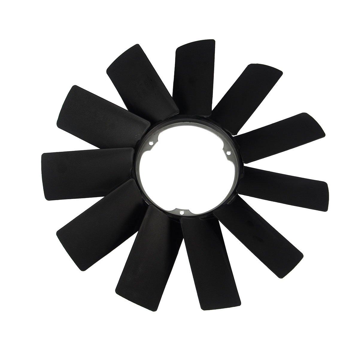 A-Premium Engine Radiator Cooling Fan Blade for BMW E31 E32 E34 E38 E39 530i 540i 840Ci 850Ci 740i 750i iL 11521712110