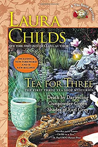 book cover of Tea for Three