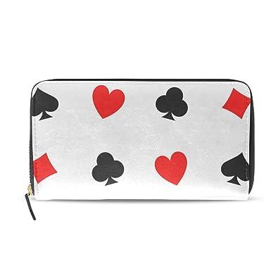 Poker Número de juegos de papel Pasaporte largo Bolsos de ...