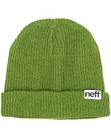 Neff Men's Fold Beanie Olive