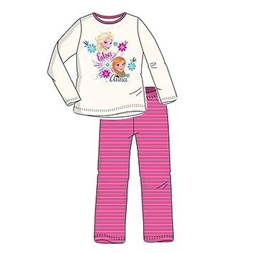 Frozen Disney - Ropa de Descanso Pijama Conjunto para Niñas - Elsa e Anna - Nuevo