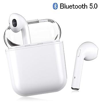 Auriculares Bluetooth, Auriculares Inalámbricos Auriculares Bluetooth 4.1 In Ear Auriculares Auriculares Estéreo In-Ear Micrófono Manos Libres Incorporado ...