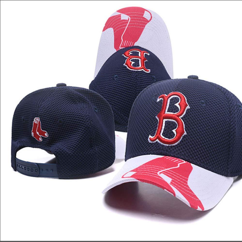 woyaochudan Gorra de béisbol Yankees Rosa Patrón Hip Hop Hat 12 ...