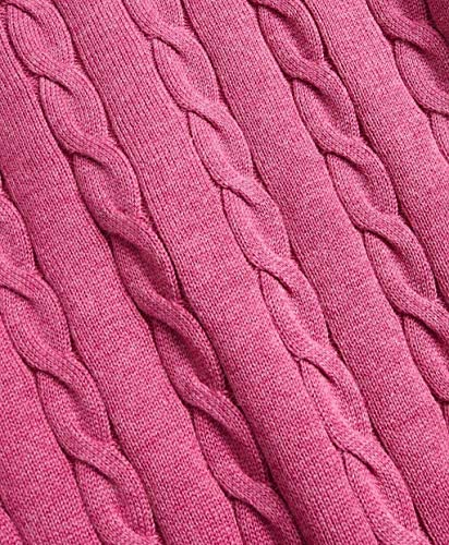 Brooks Brothers(ブルックス ブラザーズ) スーピマコットン ケーブル クルーネックセーター S2031629632
