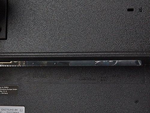 "NEC EA275UHD-BK-SV 27"" Screen LCD Monitor"