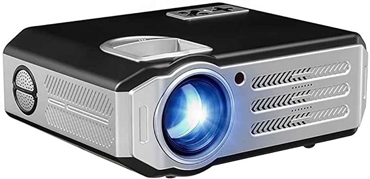 Fighting Rigal rd817 LED Android Projector 2600 Lumens Smart WiFi Video USB Full HD 1080p projetor TV Home Theater Beamer: Amazon.es: Electrónica