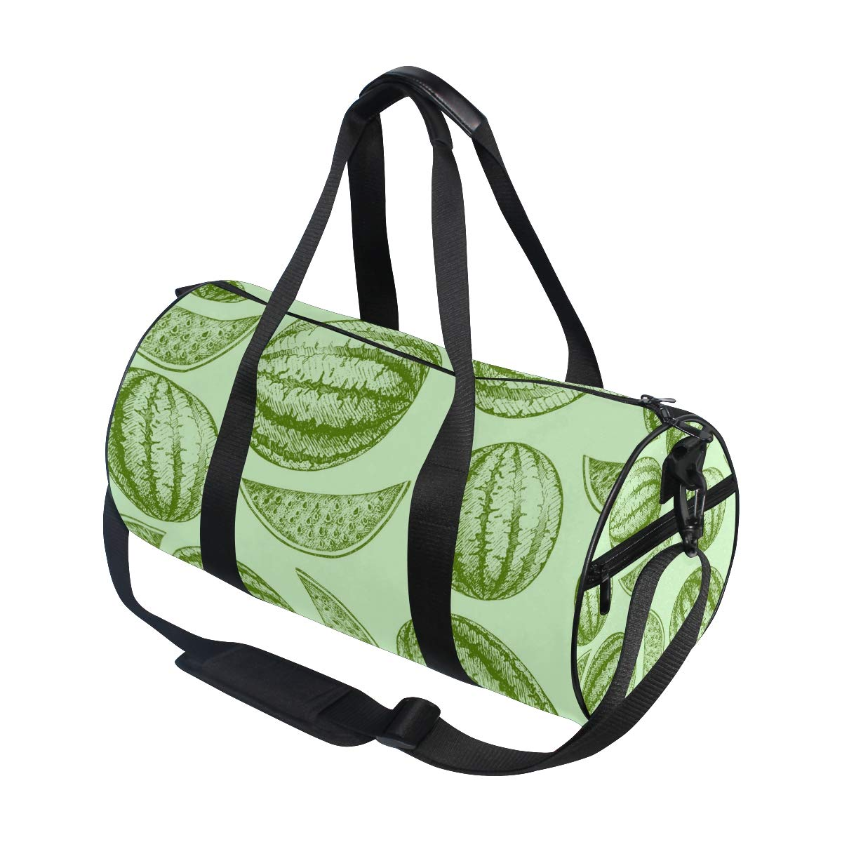 Waterproof Non-Slip Wearable Crossbody Bag fitness bag Shoulder Bag Fruit Head Picture