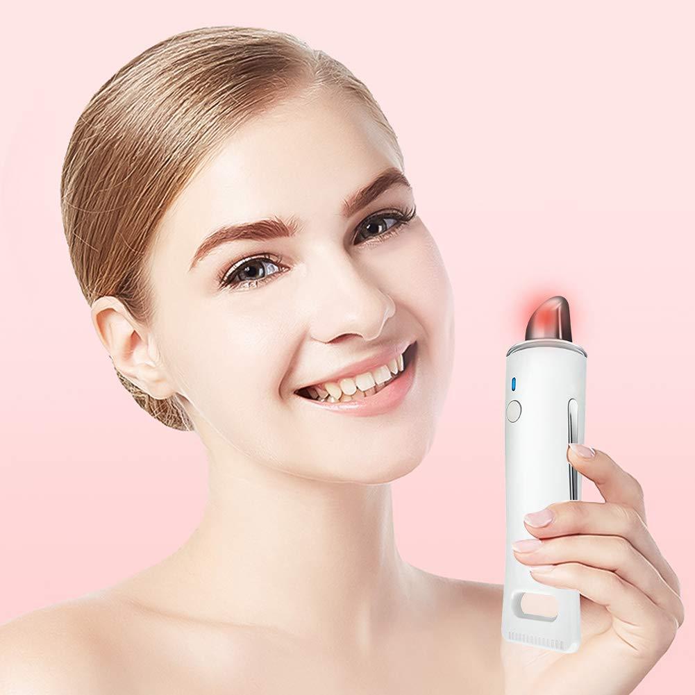 Eye Massager,Eyes Facial Massager Pen with 42 ℃/108℉ Heated, Dark Circle Remover, Eliminate Eye Bags & Puffy Eye,Anti Wrinkle Skin Care & Facial Toning Massage Device (Eye Massager Pen)