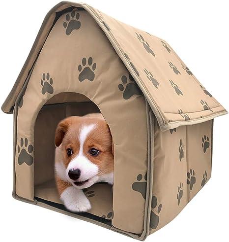 STRIR Cama para Perros Perros Casa Perros Cueva Mascota Cama ...