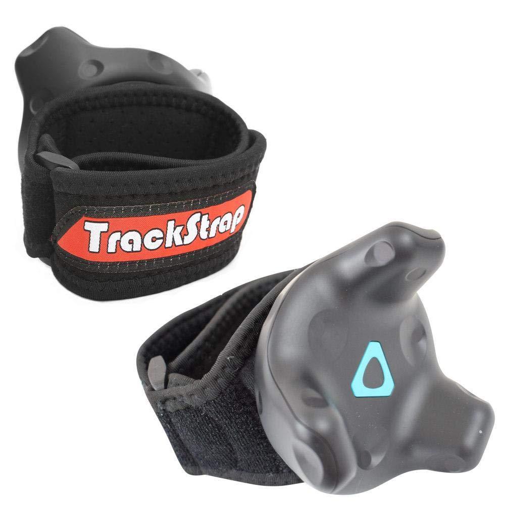 VIVEトラッカーが装着できるストラップ TrackStrap