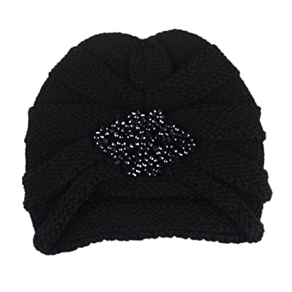 Amazon.com  Fashion Cashmere Hat 4e044435e34