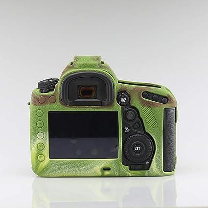 Blobboy - Funda de Silicona para cámara réflex Canon 5D Mark IV ...