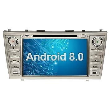 Ohok 8 Pulgadas 2 Din Autoradio Android 8.0.0 Oreo Octa Core 4GB Ram 32GB