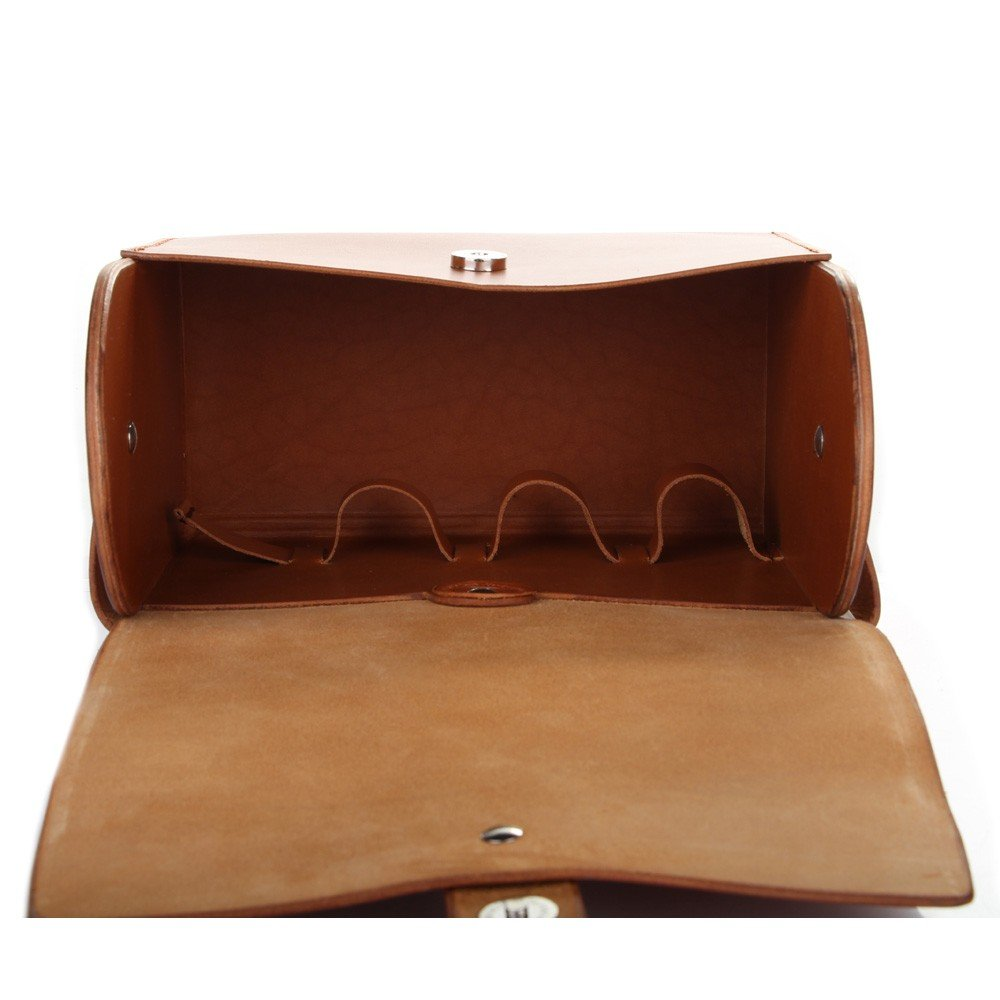 Muhle Large Handmade Leather Travel Bag