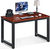 Coleshome Computer Desk 39-in Modern Simple Style