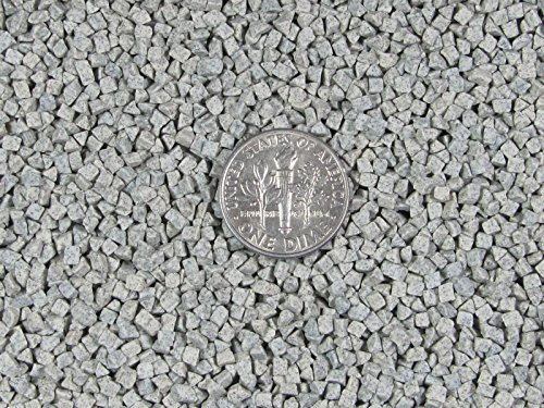 10 Lbs. 2 mm X 2 mm Fast Cutting Abrasive Triangle Ceramic Porcelain Tumbling Media Grey by Algrium