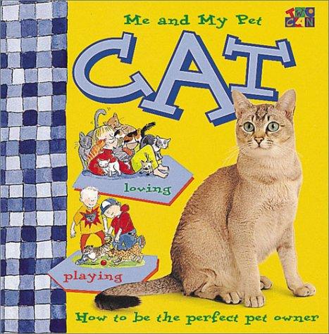 Read Online Cat (Me & My Pet) ebook
