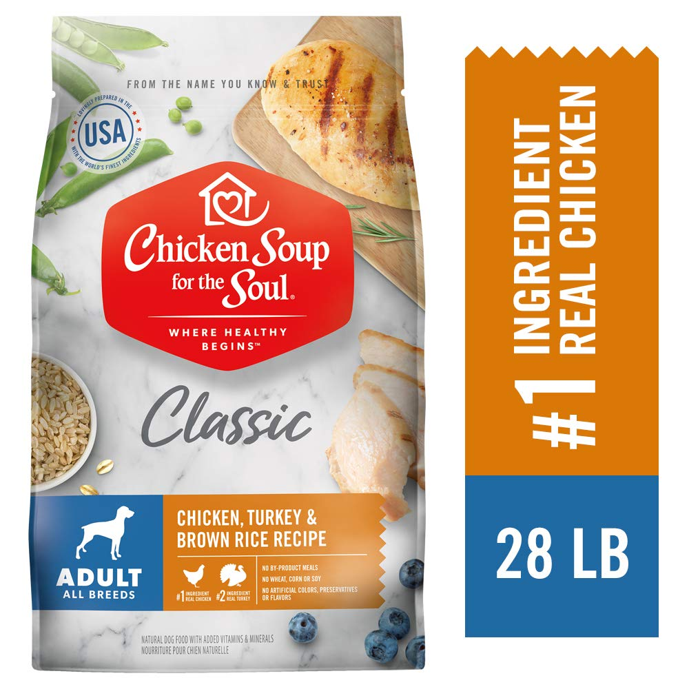 Chicken Soup for the Soul Adult Dry Dog Food