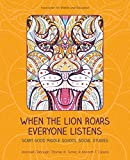 img - for When the Lion Roars Everyone Listens: Scary Good Middle School Social Studies book / textbook / text book
