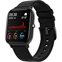 Fitness Tracker Blood Pressure Heart Rate Monitor Blood Oxygen Activity Pedometer Big Fitness Tracker Sleep Monitor for…