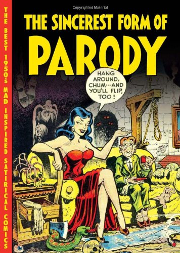The Sincerest Form of Parody: The Best 1950s Mad Inspired Satirical Comics - Sincerest Form