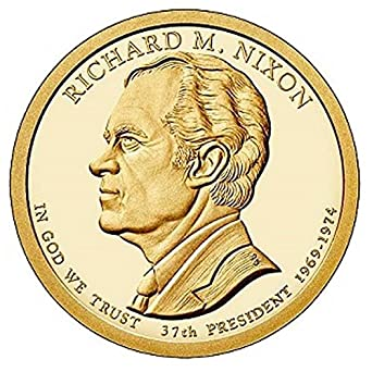 2016 D Richard M Nixon Presidential Dollar $1 PCGS MS67 Position A