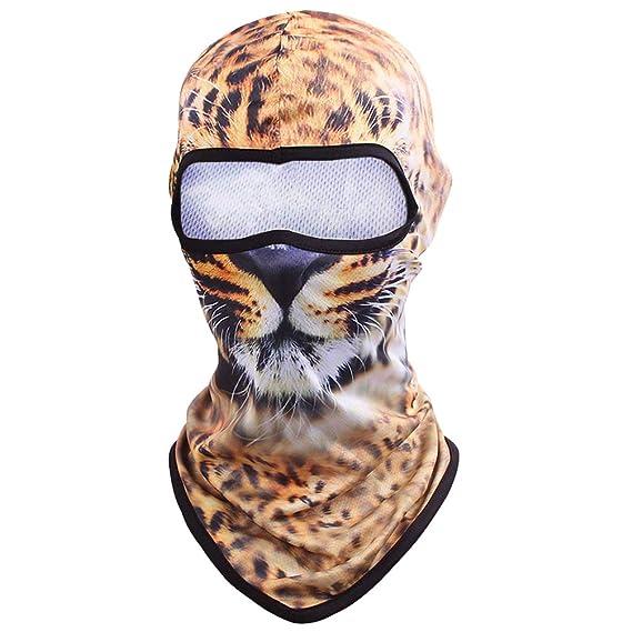 Amazon.com: Kingree Pasamontañas máscara de esquí, casco de ...