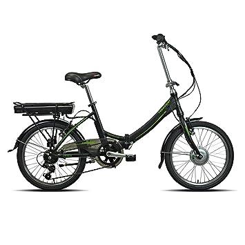 Torpado - Bafang Front Engine Lybra - Bicicleta eléctrica de ciudad plegable - Cuenta