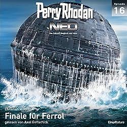 Finale für Ferrol (Perry Rhodan NEO 16)