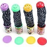 Edealing 4PCS Mejor artificiales Tarro del caramelo del truco niños de juguete Broma mordaza de la broma de la novedad truco divertido regalo