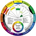 Color Wheel Pocket Colour Wheel - Dispositivo para mezclar colores