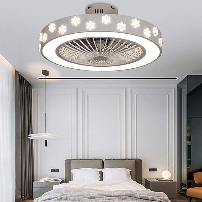 Éclairage de plafond JINWELL Ventilateur silencieux du