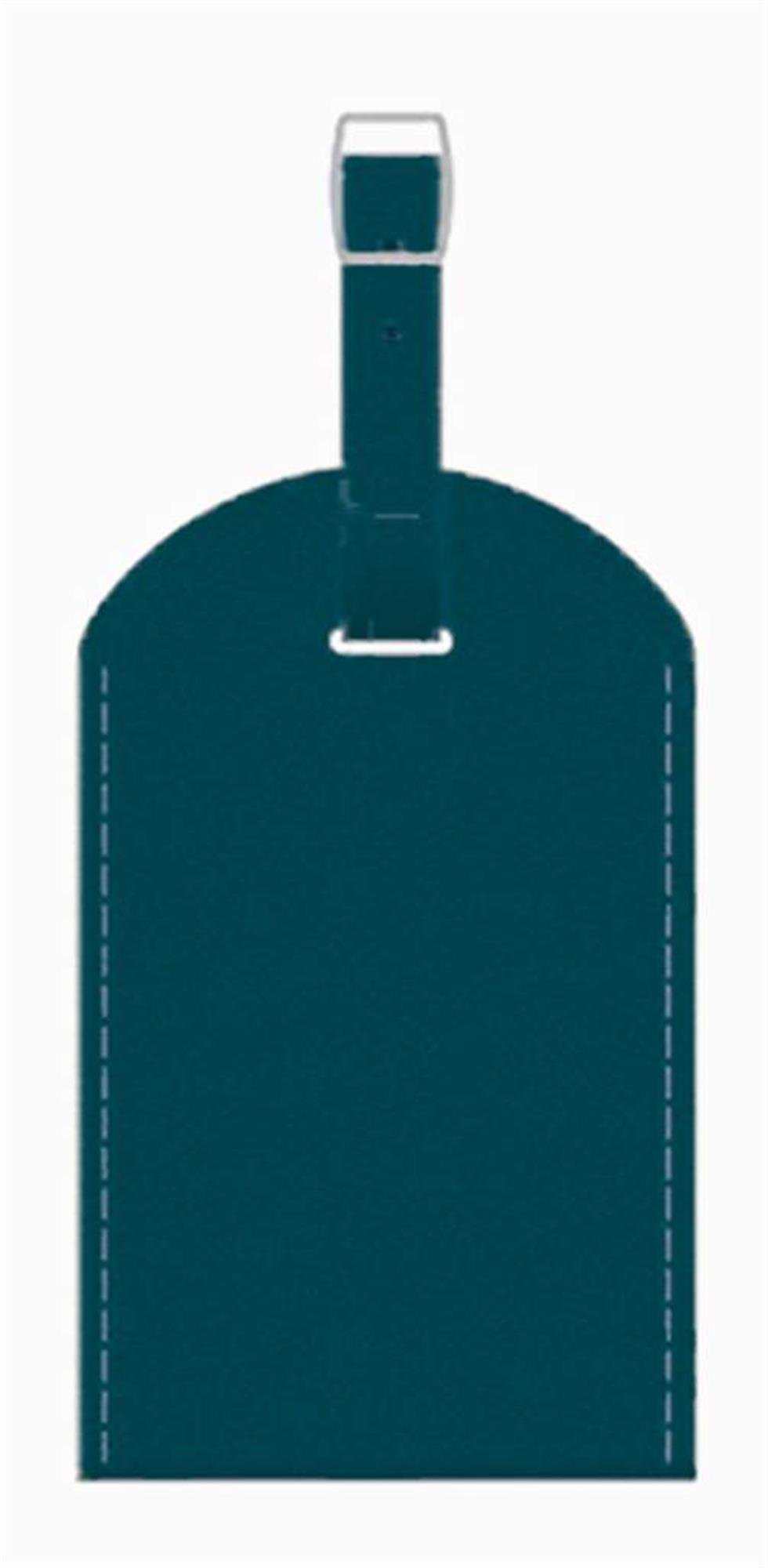 Pierre Belvedere Executive Luggage Tag, Teal (7706700)