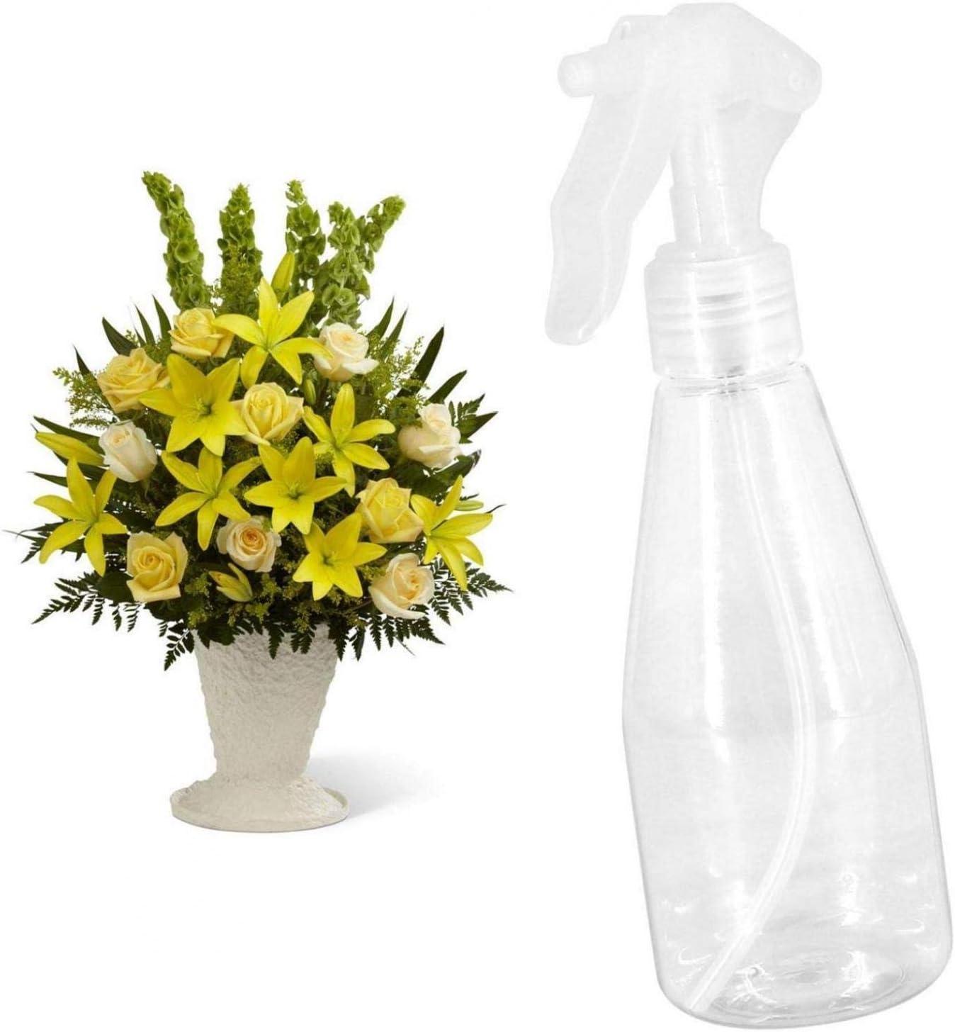 Casecover 3pcs Plastique Vide Mist Vaporisateur pour Manuellement Plantes De Jardin Portable /À La Main Trigger Pulv/érisateurs