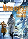 Valérian et Laureline, tome 9 : Métro Châtelet, direction Cassiopée par Mézières