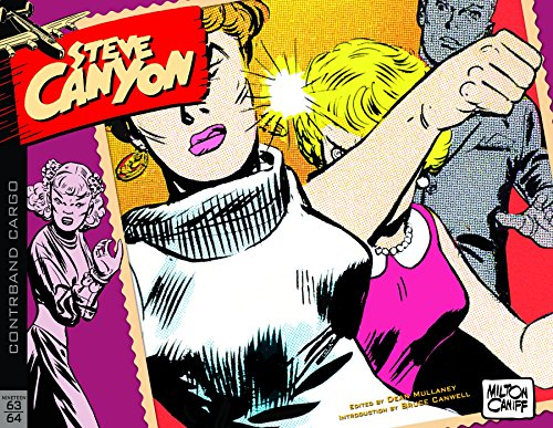 Steve Canyon Volume 9: 1963-1964