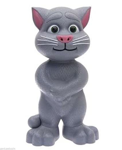 Buy KIDS FAVRUOTE BATTERY OPERATED TALKING CAT TOY WILL REPEAT