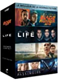 Meilleur de la science-fiction - Coffret : Blade Runner 2049 + Life : origine inconnue + Premier contact + Passengers